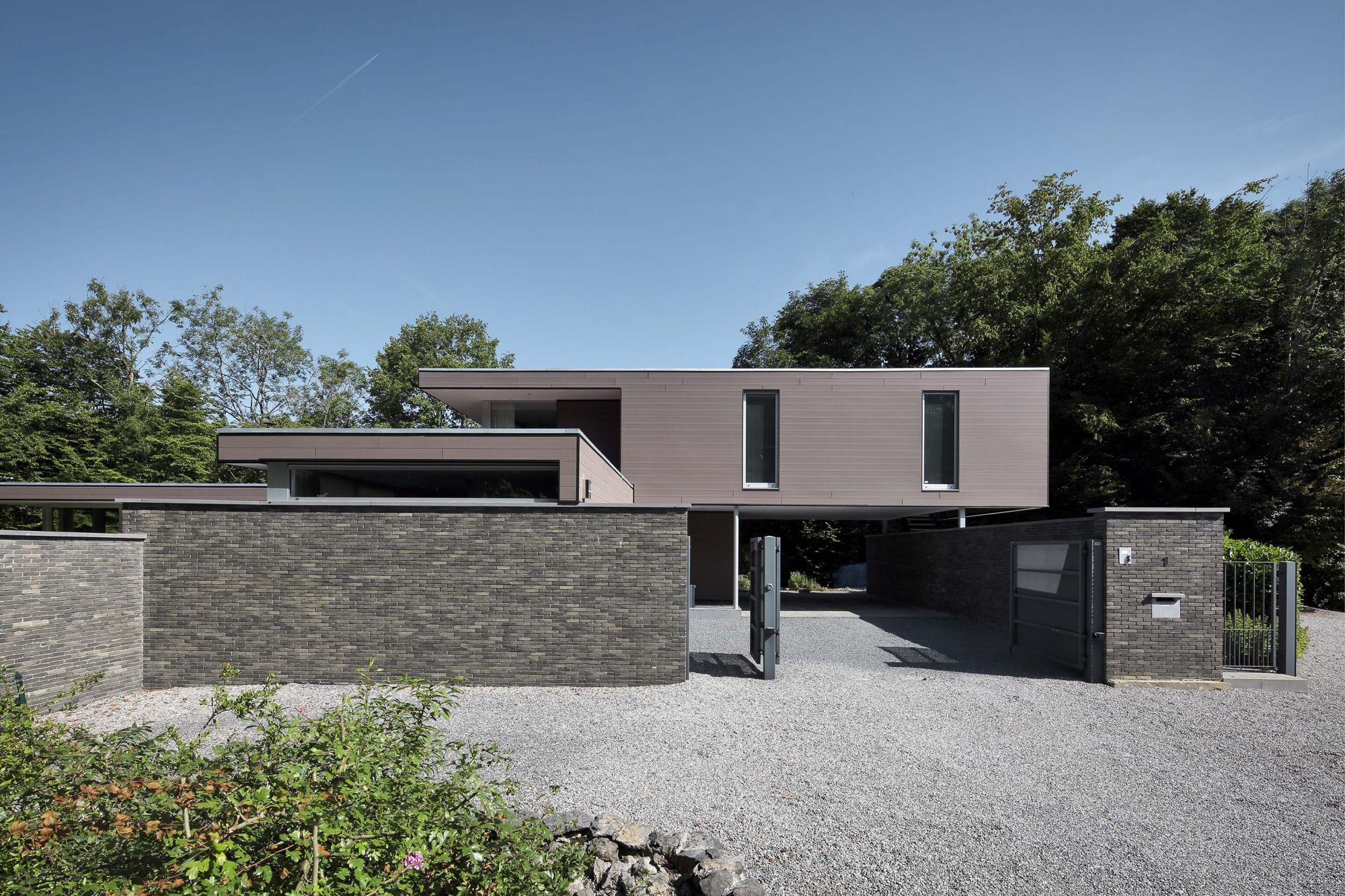 Projets forma for Architecte maison moderne quebec